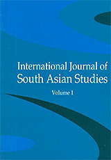 International Journal of South Asian Studies